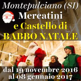 CASTELLO DI BABBO NATALE - FORTEZZA MEDICEA