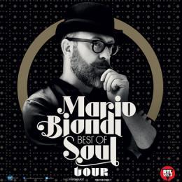 MARIO BIONDI - BEST OF SOUL TOUR - Tour nei teatri