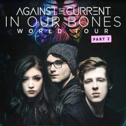 AGAINST THE CURRENT + GUEST