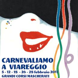 CARNEVALE DI VIAREGGIO 2017 - Piazza Giuseppe Mazzini, Viareggio (LU)