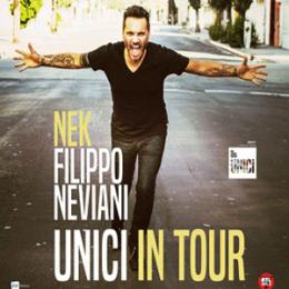 NEK - Tour Italia