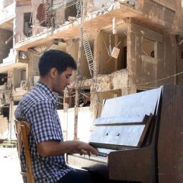 AEHAM AHMAD - Teatro Palamostre