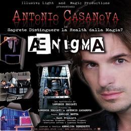 CASANOVA AENIGMA