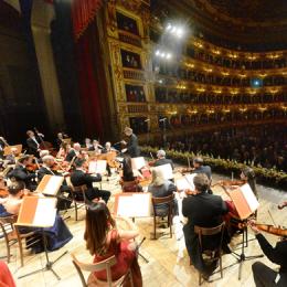 XIV CONCERTO DI CAPODANNO | DA BRESCIA A VIENNA - Teatro Grande