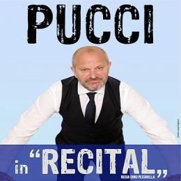 PUCCI - RECITAL
