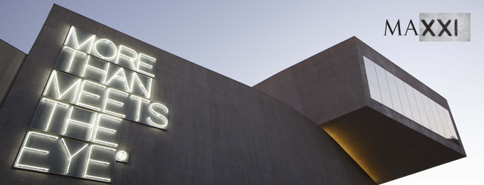 MUSEO MAXXI OPEN TICKET