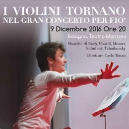 I VIOLINI TORNANO - Auditorium Teatro Manzoni