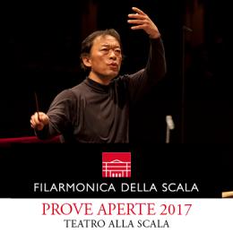 PROVA APERTA FILARMONICA DELLA SCALA M. CHUNG