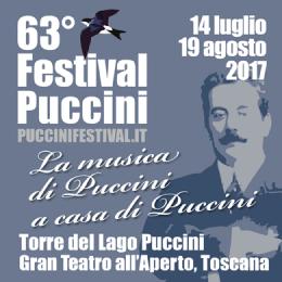 63. FESTIVAL PUCCINI - Gran Teatro all'Aperto