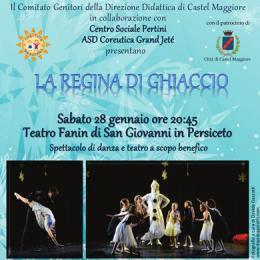 LA REGINA DI GHIACCIO - Cine Teatro Fanin