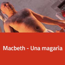 MACBETH - UNA MAGARIA