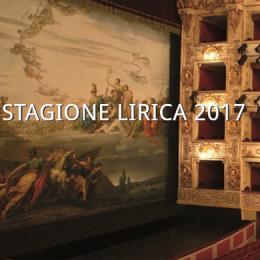 TEATRO REGIO DI PARMA - STAGIONE LIRICA 2017 - Teatro Regio - Parma