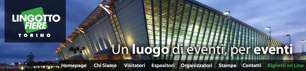 Lingotto Fiere