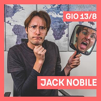 7 - MAGIA CON JACK NOBILE